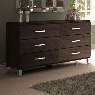 College Woodwork Cranbrook 6 Drawer Dresser