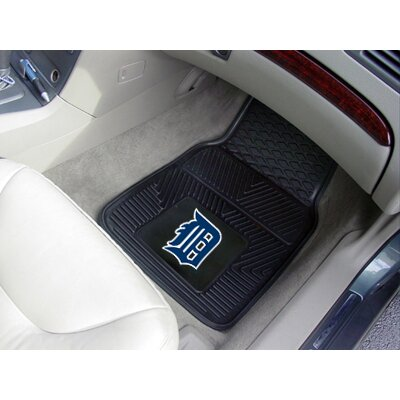 FANMATS MLB 2 Piece Novelty Car Mats