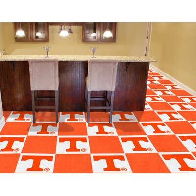 FANMATS NCAA Team Carpet Tiles