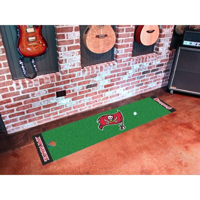 FANMATS NFL Golf Putting Novelty Mat