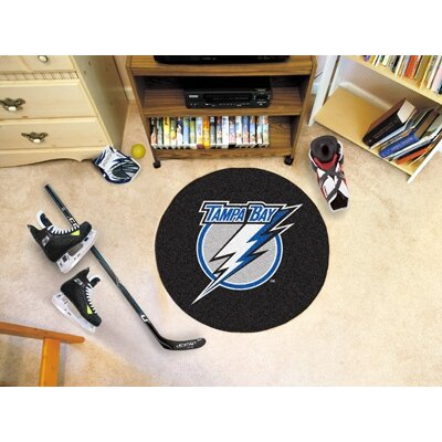 FANMATS NHL Novelty Hockey Puck Mat
