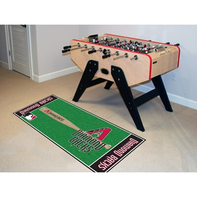 FANMATS MLB Novelty Baseball Runner Mat