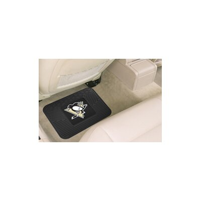NHL Pittsburgh Penguins Utility Novelty Car Mat