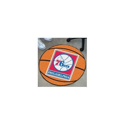 FANMATS NBA Novelty Basketball Mat