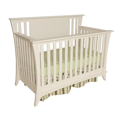 Kidz Decoeur Long Beach 3-in-1 Convertible Crib