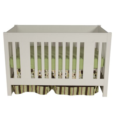 Kidz Decoeur York 3-in-1 Convertible Crib