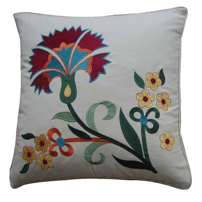 Chatelet Flower Feather Pillow