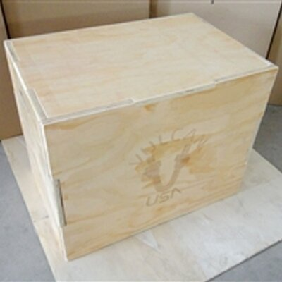 Vulcan Strength Training Systems 3-in-1 Plyo Box