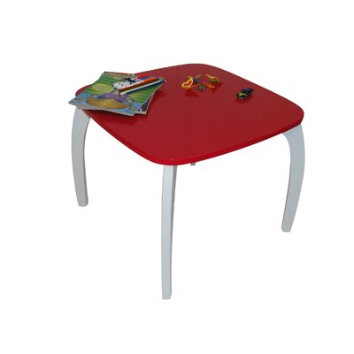 RiverRidge Kids Bow Leg Kids Table