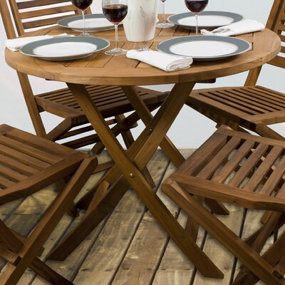 Sunset Folding Bistro Table