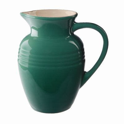 Le Creuset 2-Quart Pitcher in Fennel