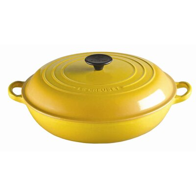 Enameled Cast Iron 5-Qt. Braiser