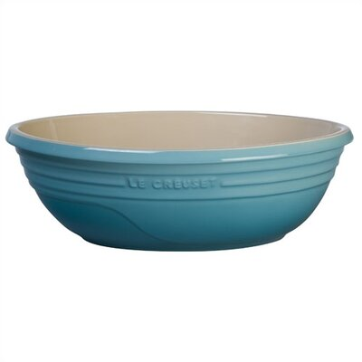 Le Creuset Stoneware Large Oval Serving Bowl