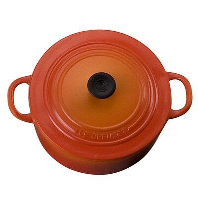 Le Creuset Mini French Oven Magnet