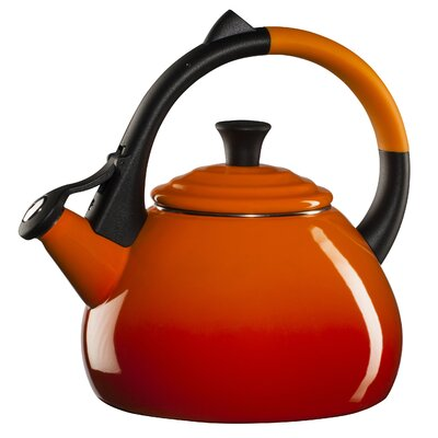 Le Creuset Enamel On Steel 1.9-qt. Oolong Tea Kettle