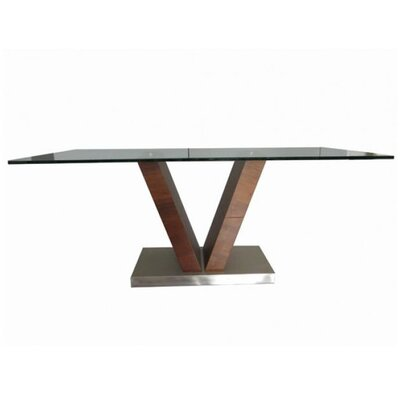 Whiteline Imports Key Dining Table