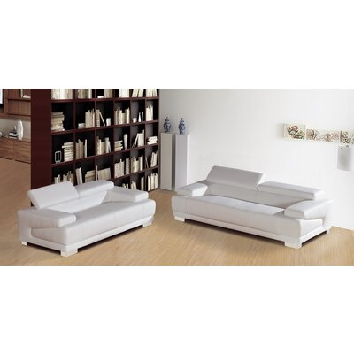 Whiteline Imports Melody Living Room Collection