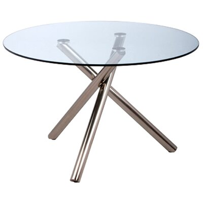 Whiteline Imports Lux Dining Table