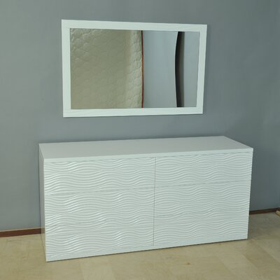 Whiteline Imports Wave Double Dresser