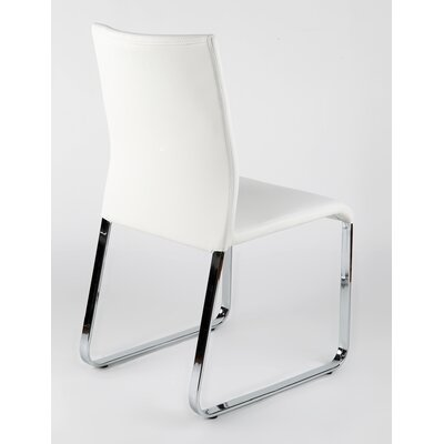 Whiteline Imports Lenny Dining Chair (Set of 2)