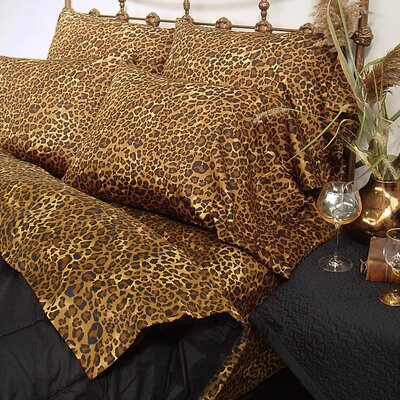 Wild Life Leopard Bedding Collection