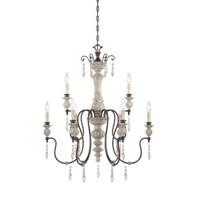 Denise 9 Light Mini Chandelier