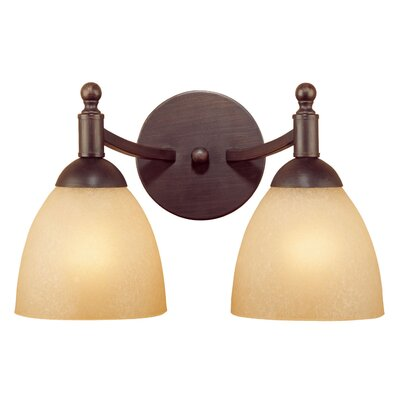 Millennium Lighting Racine 2 Light Wall Sconce