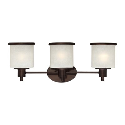 Millennium Lighting Dalton 3 Light Bath Vanity Light