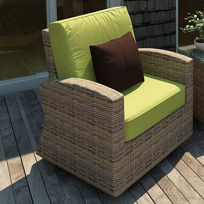 Cypress Deep Seating Chair with Cushion