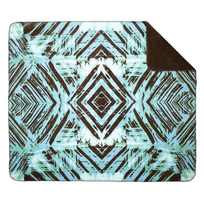 Denali Throws Acrylic Radial Radiance Double-Sided Throw