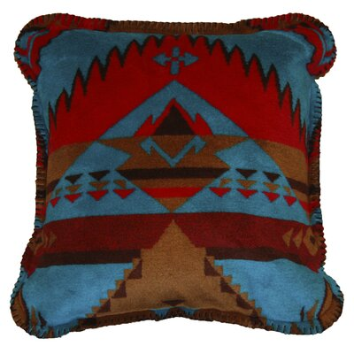 Denali Throws Acrylic / Polyester Native Journey Pillow
