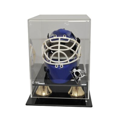 "Caseworks International NHL 8"" Mini Hockey Helmet Display Case"
