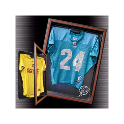 Caseworks International Medium Jersey Display with Cabinet Style