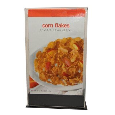 Caseworks International 18 oz. Cereal Box Display Case