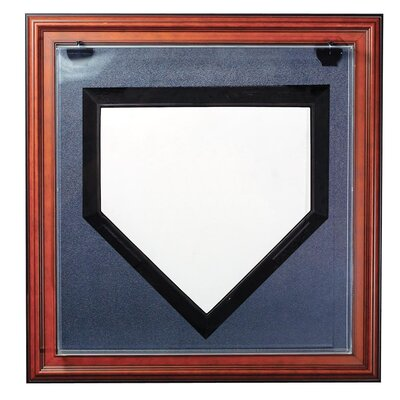 "Caseworks International Full Size Home Plate ""Case-Up"" Display"