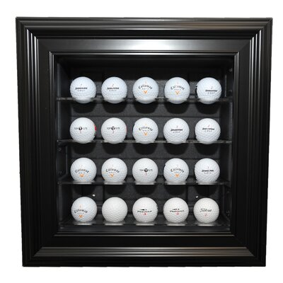 Caseworks International Twenty Golf Ball Display
