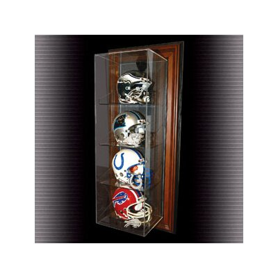 "Caseworks International Four Vertical Mini Helmet ""Case-Up"" Display"