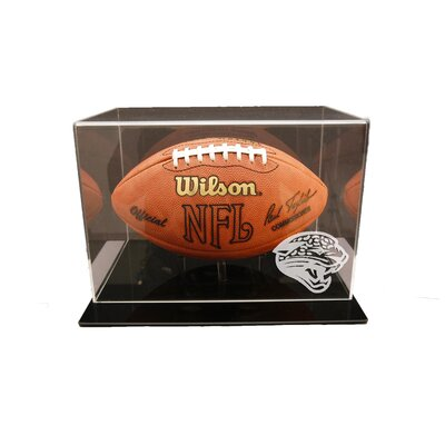 Caseworks International Black Acrylic Football Display Case