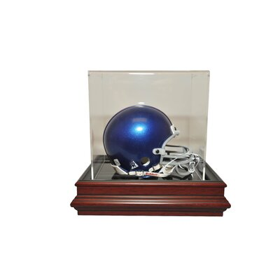 Caseworks International Boardroom Base Mini Helmet Display Case