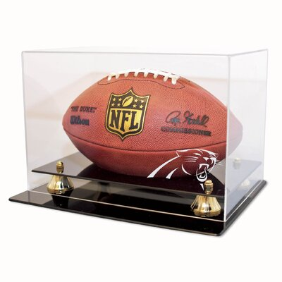 Caseworks International Coach's Choice Football Display Case