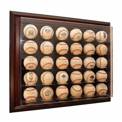 "Caseworks International Thirty Baseball ""Case-Up"" Display"