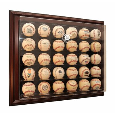 "Caseworks International MLB 30 Baseball ""Case-Up"" Display"