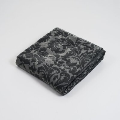 Lavish Home Jacquard Acrylic Throw Blanket
