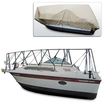 Navigloo 23½ to 25½ ft Storage System Runabout with Tarpaulin Cover