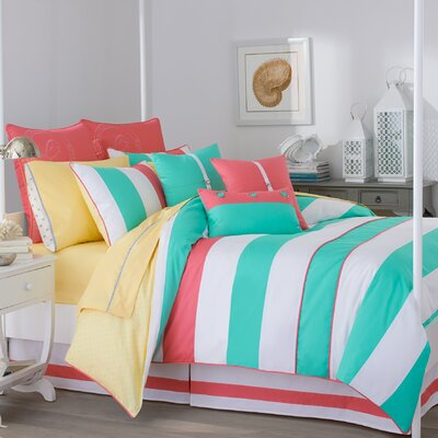Cabana Stripe Bedding Collection