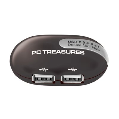 Digital Treasures USB 4 Port Hub