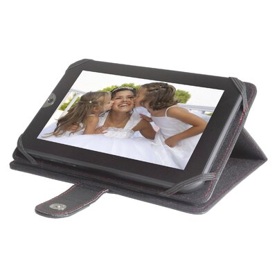 "Digital Treasures Universal 7.7"" Tablet Case"