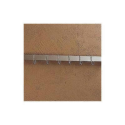 Wall Mounted Bar Pot Rack