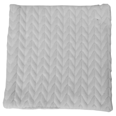 Northpoint Trading Inc. Lungarno Braided Micro-Mink Fabric Throw