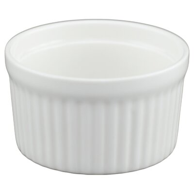 Tannex White Tie Oven-to-Table Ramekin (Set of 4)